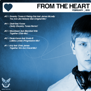 ALEX KAVE ♥ FROM THE HEART (TOP5 OF FEBRUARY 2013)