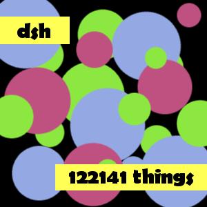 DSH - 122141 things
