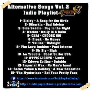 Alternative Songs - Mixtape Vol.2