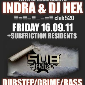 Subfriction Promo Mix