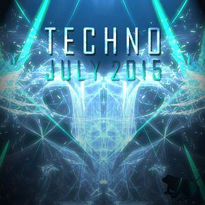 Techno Mix, July 2015