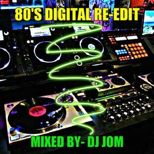 80's Digital Re-edit