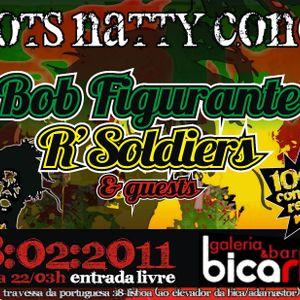 ROOTS NATTY CONGO-Live DJ set @ BICARTE, Lisboa