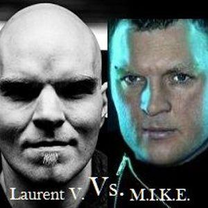 Laurent V. vs. M.I.K.E. trance battle  'part 1