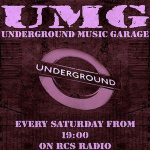 U.M.G Andrea Colina & Victor Elle's Podcast n°6 on RCS RADIO - Sat. 26th Nov