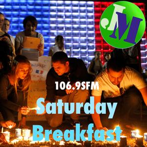 Saturday Breakfast 14 November 2015