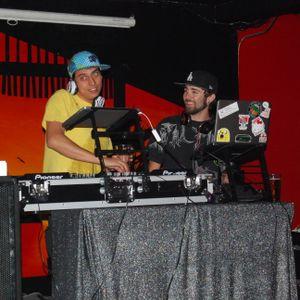 Scuba Steve & Sleazy Steve b2b Set from Ibiza (LIVE) 6-13-2012