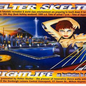 DJ MZONE WITH MC RIBBZ & N.R.G B2B HELTER SKELTER NIGHTLIFE 1999