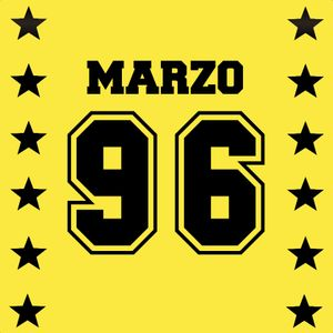 DJ CERLA ON THE MIX - Marzo 1996.