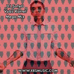 DJ SafeD - Vybz Kartel - Full Mega Mix