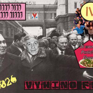 Vyhino FM podcast 0026 Brejnev died Cheerov rises part 4 Di wonder Panicbot Cheer