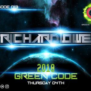 Greencode Episode No.013 - RICHARD LOWE