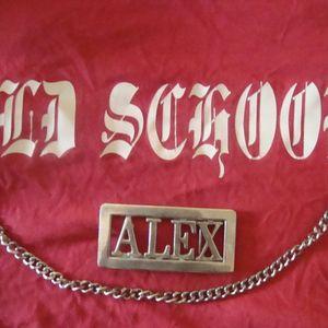 Rare Funk Tracks by Alexx , Black Pride Records