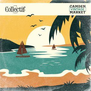 Camden Vintage Market—01 : Collectif  Hawaiian Party