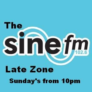 Geoff Hobbs - Sine FM Late zone aired  3rd August  2014