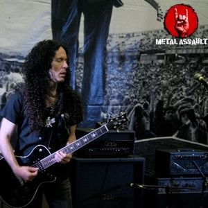 Marty Friedman - PRS Guitar Demo @ NAMM 2014