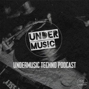 UnderMusic Techno Podcast 003 - Santiago Molano