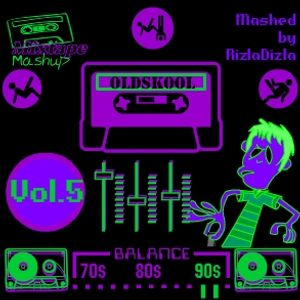 Rizlas Mixtape Mashup Vol.5