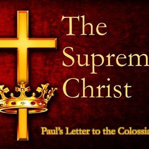 Don't Just Receive Christ - Colossians 1:24-2:7 - 7.19.2014 - Rev. Matt O'Reilly