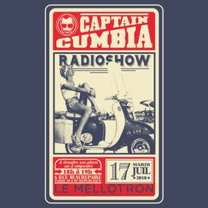 Captain Cumbia Radio Show #45