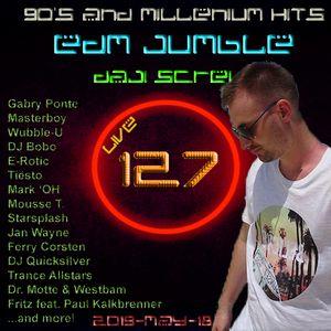 EDM Jumble 127 - 90's and Millenium Hits vol. 1
