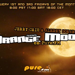 Jerry Chiu - Orange Moon 011 [Nov 06 2009]