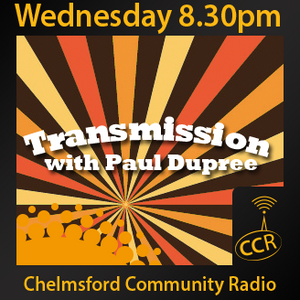 Transmission - @CCRTransmission - 02/09/15 - Chelmsford Community Radio