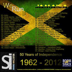 Selectah Iman presents We Run It - Argument Dun !! 2012