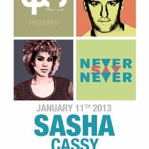 Cassy - Live @ The BPM Festival 2013, Kool Beach Club, México (11.01.2013)
