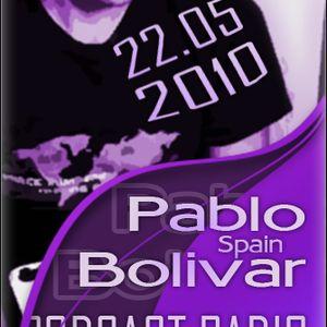 Pablo Bolivar - guest mix 12(22.05.10)