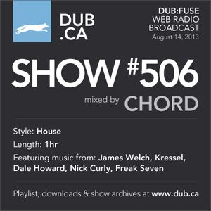DUB:fuse Show #506 (August 14, 2013)