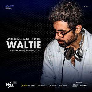 WM Live #107 Feat. Waltie