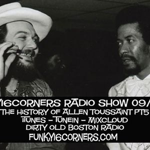 Funky16Corners Radio Show 09/09/16