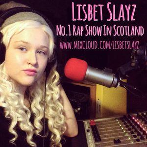 Lisbet Slayz, WEST COAST! Hiphop/Rap Show April 8th 2016