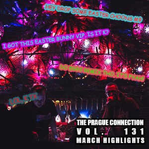 March Highlights - The Prague Connection show w/ Blofeld - Bassdrive.com - vol. 131