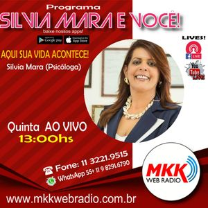 Programa Silvia Mara e Você 20.06.2019 - Silvia Mara