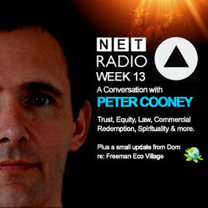 Week 13 - Peter Cooney