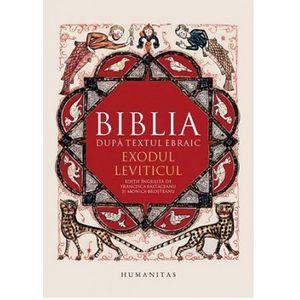 Cartea e o viață - S18 Ep.06 - Biblia după textul ebraic. Exodul. Leviticul - partea a II-a