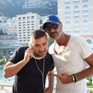 "Mr Luke & Nicolas Saad - ""What's Goin'On"" en direct du Monte-Carlo Bay Hotel & Resort (29-06-18)"
