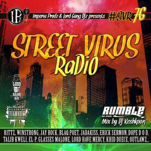 Street Virus Radio 76