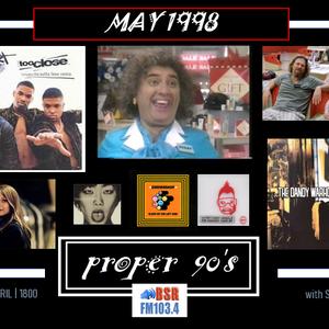 Proper 90's - May 1998