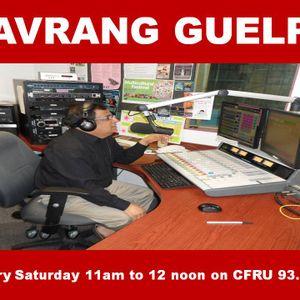 Navrang Guelph episode May 21,2016-Pankaj Udhas special