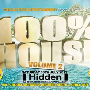 100% house pt4  live@hidden night club recorded by housedem.com