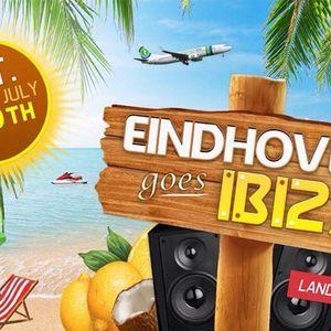 Eindhoven goes Ibiza.