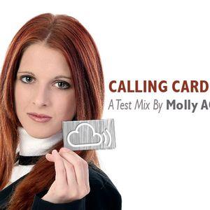 MixCloud Calling Card