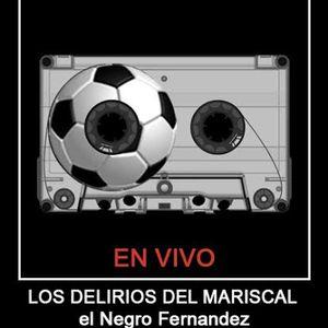 Los Delirios del Mariscal (1er salida via Skype) opina COLOMBIA-ARGENTINA 26-6-15
