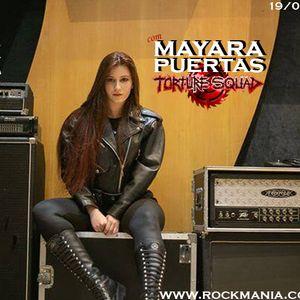 Rock Mania #379 - com Mayara Puertas - 19/05/19