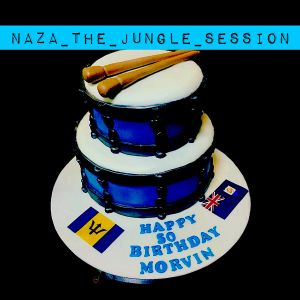 NAZA - THE JUNGLE SESSION [MORVIN'S 50TH]