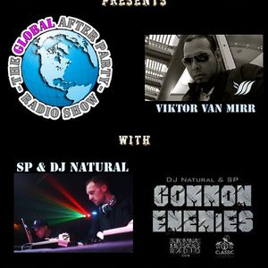 The Global After Party Radio Show on Manchester Global Radio (03-12-2011) HR 1 by Viktor Van Mirr