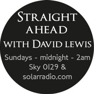 Straight Ahead with David Lewis on Solar Radio